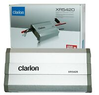 Clarion XR5420 Class D 400W RMS 4-Channel Motorcycle Amp Car Audio Amplifier