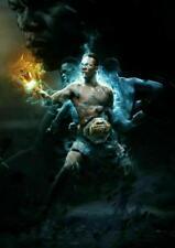"Israel ""Stylebender"" Adesanya UFC Champ Poster Custom Silk Print 24x36""/60x90cm"