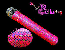 SPARKLE MICROPHONE COVER (BELLA)  BLING MICROPHONE COVER FOR CORDLESS MIC