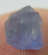 #6 Tanzania Natural Rough Raw  Blue Tanzanite Crystal Specimen 2.40ct or .45g