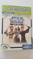 Leapster Leap Frog Star Wars Jedi Math Game works w/ all Leapster Systems