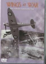 Wings At War - War in the Air World War Two Military Warfare DVD