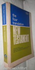 THE FOUR TRANSLATION NEW TESTAMENT Decision Magazine World Wide Publications di