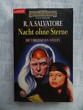 Nacht ohne Sterne ?Die vergessenen Welten? Fantasy Roman von R.A. Salvatore