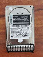"IBM 00WG690 00WG691 600GB SAS 10K 12GBPS 2.5"" G3HS X3650M5 Hard Drive"