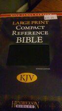 KJV Large Print Compact Reference