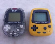 2Set Pocket Pikachu Yellow and Color Nintendo Pedometer Virtual Pokemon