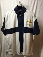 Polo by Ralph Lauren County Riders & Jockey Club Polo Shirt Size XL