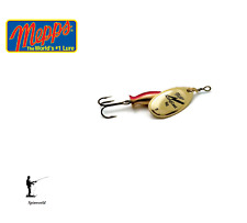 Mepps Longcast Gold Artificial Lure All Sizes Spinner Spinning Fishing Indicator 2 - 8g