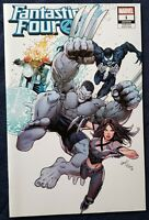 FANTASTIC FOUR #1 - Greg Land Variant Ltd to 3000 - Vol 6, 2018 - Marvel