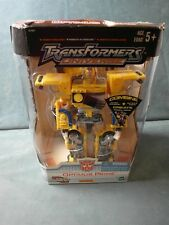 Optimus Prime (Yellow) Sam's Club Exclusive Transformers Universe RID
