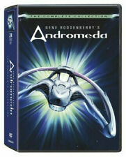 Gene Roddenberry's Andromeda: Complete Series [New DVD] Boxed Set