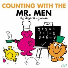 Counting with the Mr Men - Hargreaves, Roger CD 77VG The Cheap Fast Free Post