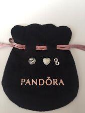 Pandora Infinite Love Petite Charms Set In A Pandora Pouch