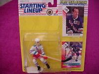 Mark Messier Starting Lineup SLU Hockey Figure 1993 r