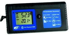 Carbon Dioxide CO2-MESSGERÄT Meter Aircontrol 3000 Tfa 31.5000