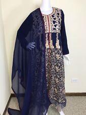 Pakistani Designer Party Wear Embroidery Salwar Kameez Bridal M