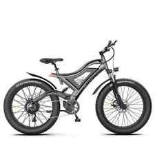 Bicicletta elettrica 750W 48V OSTIRMOTOR S18 Mountain bike Fat Tire