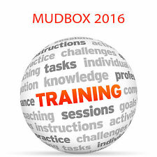 MUDBOX 2016 - Video Training Tutorial DVD