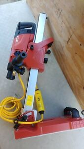 Hilti DD150-U Concrete Diamond Core Drill System W/ Stand (Brand New)