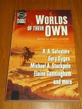 Worlds of proprio di R. A. Salvatore (libro in brossura) < 9781601251183