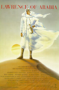 """LAWRENCE OF ARABIA - MOVIE POSTER / PRINT (REGULAR STYLE) (SIZE: 27"""" X 40"""")"""