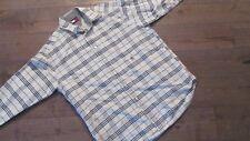 Tommy Hilfiger Vintage plaid white button up shirt large LRG