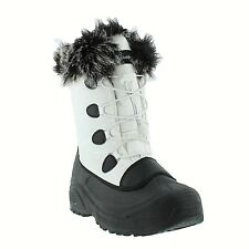 Cold Front Women's Snow Siren Winter Boot Size 5 3M Insulated Thinsulate NIB
