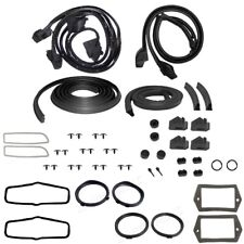 1970-1973 Chevrolet Camaro Weatherstrip Kit