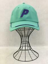 PALACE  Polyester Grn Shell P-6-Panel Green Polyester Cap 1007 From Japan
