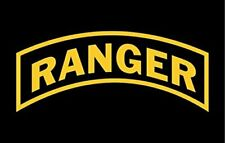 United States Army (Rangers) 3'x5' Polyester Flag Indoor Outdoor Banner Man Cave