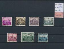 LO69711 Belgium 1930 castles anti-tuberculosis lot used cv 60 EUR
