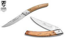 CLAUDE DOZORME LE THIERS RLT JUNIPER - Taschenmesser mit 10 cm Klingenlänge