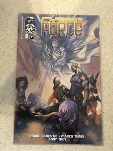 Cyber Force comic magazine vol #4 (7) Top Cow Universe