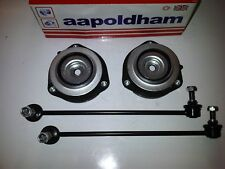 AUDI A3 (8P) Q3 (8U) & TT (8J3) 2X BRAND NEW STRUT TOP MOUNT KITS + LINK BARS