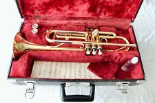 Yamaha YTR 4320E Trompete mit 2 Mundstücke