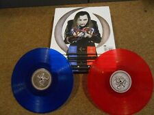 A Perfect Circle LP Eat The Elephant VINYL RECORD Set RED/BLUE Limited NEW TOOL