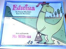 MO WILLEMS..EDWINA..THE DINOSAUR. (P/back, 2008)..EXC. CONDITION..