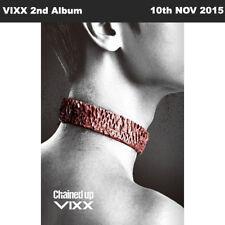 VIXX CHAINED UP 2nd Album CONTROL Ver CD+72p Photobook+etc KPOP