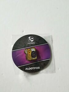 LOOT CRATE EXCLUSIVE LOOT PIN SUPER FRIENDS PEANUT BUTTER AND JELLY PINBACK BNIP
