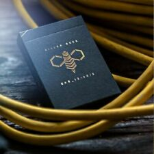 Ellusionist Killer Bees Playing Cards - Magic Poker Deck not Bicycle