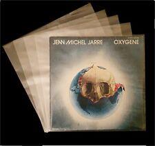 """25  LP Cover Schutzhüllen 12"""" Typ 90 PE für. Vinyl Schallplatten Transparent"""