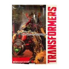 Transformers Combine 7 Robots to form Devastator Movie 2 Voyager Action Figure