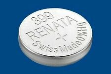Renata R399 399-bat SR927W 1,55V, Swiss Made battery cell for Watches