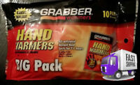 Grabber Hand Warmers (Little Hotties) Box of 10 Hand Warmers Up to 7 Hours