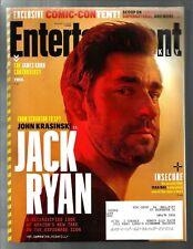 Entertainment Weekly-8/2018-JACK RYAN-JOHN KRASINSKI-COMIC CON-KENNY CHESNEY