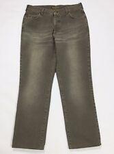 Cotton belt jeans man w36 tg 50 gamba dritta slim usato grigio straight T2289