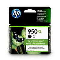 HP 950XL High Yield Ink Cartridge - Black, EXP MAY 2017