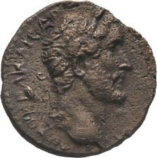 Ancient Rome 138-161 AD MACEDON AMPHIPOLIS ANTONINUS PIUS CITY GODESS