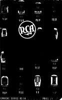 RCA RECEIVING TUBE MANUAL RC-14 1940 PDF